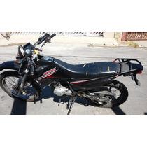 Yamaha Xtz 125 E Preta