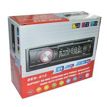 Som Automotivo Toca Radio Player Mp3 Usb Sd Com Controle