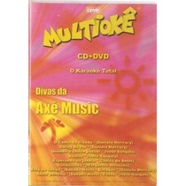 Multiokê - Divas Do Axé Music - Novo