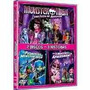 Dvd Filme - Monster High - 2 Discos 3 Histórias