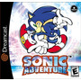 Cd-dreamcast-sonic Adventure-sega All Stars-importado-ot Est