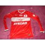 Camisa Do Cska De Moscou Usada Por Rafael Carioca