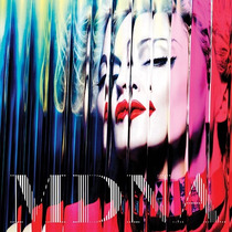 Cd Madonna - Mdna Deluxe (duplo/novo)