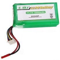 Bateria 1000mah 11.1v 2s 20c - Esky Honey Bee Cp3 P Entrega