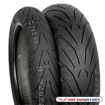 Pneus Angel Gt Pirelli 120 + 180 Xj6 Fz6 Fazer 600 R6 F800r