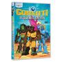 Gormiti - Os Quatro Elementos - Dvd + Brinde Boneco + Card