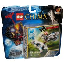 Brinquedo Novo Lego Chima Speedorz Torre De Gelo 70106