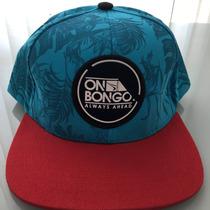 Boné Onbongo Nalani Azul, Origianal Frete Grátis!!!