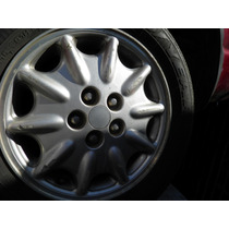 Roda Liga Leve Aro 15 Chrysler Stratus Avulsa Estepe