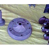 Tambor Freio Cubo Rolamento Roda Traseira Kombi 1200 59 A 66