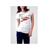 Camisas Com Estampas Evangelicas