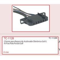 Chicote Acelerador Eletrônico Gol G4/fox/polo/golf - Tc1128