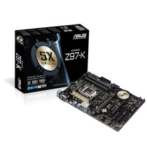 Kit Placa Mãe Asus Z97-k + Intel Core I7 4770 + 8gb Corsair