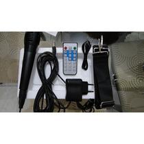 Ecopower Ep 2190 Usb, Fm, Bateria Rec.microfone Frete Gratis