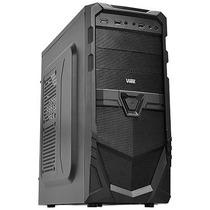 Gabinete Gamer Vinik Vulcan Vx Black 3 Baias Usb 3.0