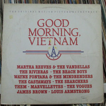 Lp Tso Good Morning Vietnam Trilha Sonora Otimo Estado