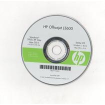 Cd Instalacao Da Imp Hp Officejet J3600 001
