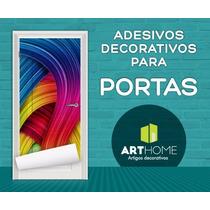 Adesivos Decorativos Para Portas Em Vinil - Diversos Temas
