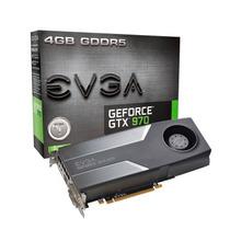 Placa Vga Evga Geforce Gtx 970 4gb Geforce 900 Sem Juros