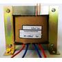 Transformador Trafo 110/220v 30+30v 5a /e Tomada 0-12v/1-a
