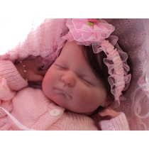 Bebê Reborn Marcielly - Super Promoção !!