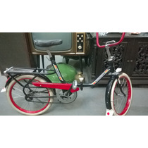 Antiga Bicicleta Monark Monareta 1980 Dobravél
