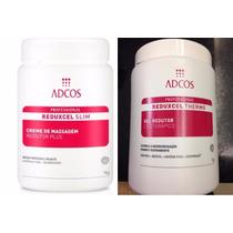 Adcos - Reduxcel Slim 1kg + Reduxcel Thermo Crioterápico 1kg
