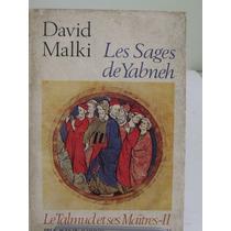 Le Talmud Et Ses Maîtres - David Malki - Frete Grátis