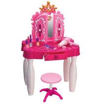 Penteadeira Infantil Princesa Controle Remoto.melhor Frete!