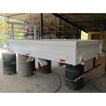 Carroceria De Metal Para Hyundai Hr, Nova, Instalação Grátis