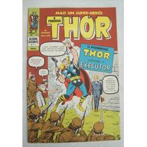 Álbum Gigante Nº 1: O Poderoso Thor - Ebal - Outubro 1967