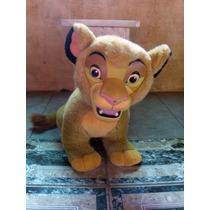 Pelúcia Simba Rei Leão Disney Importada Baby Grande 1