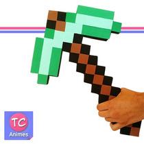 Picareta Minecraft Diamante - Diamante - Espada - Creeper