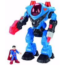 Imaginext - Superman & Exoesqueleto X7482 - Fisher Price