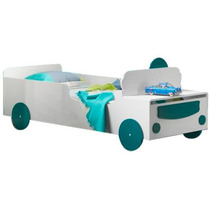 Mini Cama Carro Brilho