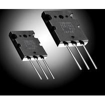 50 - Pares De Transistor 2sc5200 / 2sa1943 Toshiba Original