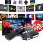 Tvbox 4.4 Mx Pro, Netflix, Youtube, 12x S/ Ju Pronta Entrega