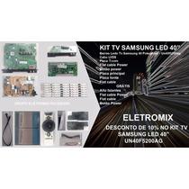 Tv Samsung Led 40 Polegadas Un40f5200ag Kit