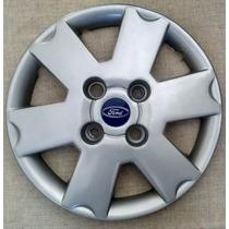 Calota Fiesta Ford Ka Courrier Aro 13 Ford 033