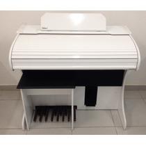Órgão Eletronico Rohnes Liz Plus - Novidade Na Jubi