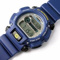 Dw-9052-2vdr Relógio Casio Gshock Surf Azul 200metros