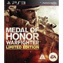 Medal Of Honor Warfighter Limited Ed - Ps3 - Lacrado- Leilão