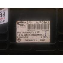 Modulo De Injeção Iaw 1avp D8aj - Motor Vw Ap 1.8 Gasolina