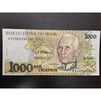 Cedula C218 - 1.000 Cruzeiros, 1991 Fe