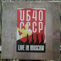 Lp Ub40 Live In Moscow Exx Estado