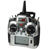 Manual Radio Spektrum Dx18 Totalmente Portugues