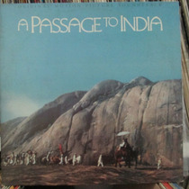 Lp Tso A Passage To India Trilha Sonora Para Ex Maurice Jarr
