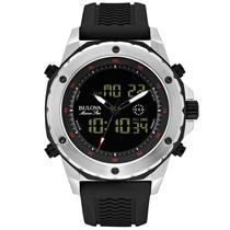Relógio Bulova 98c119 ( Analogico / Digital )