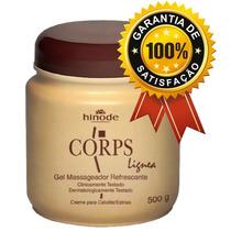 Gel Corps Redutor De Medidas Queima Gordura Hinode 500g