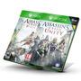 Assassins Creed Unity + Black Flag Xbox One Código 25 Dig